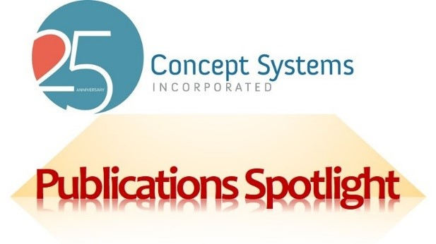 Concept Systems Inc Group Concept Mapping Publications Spotlight